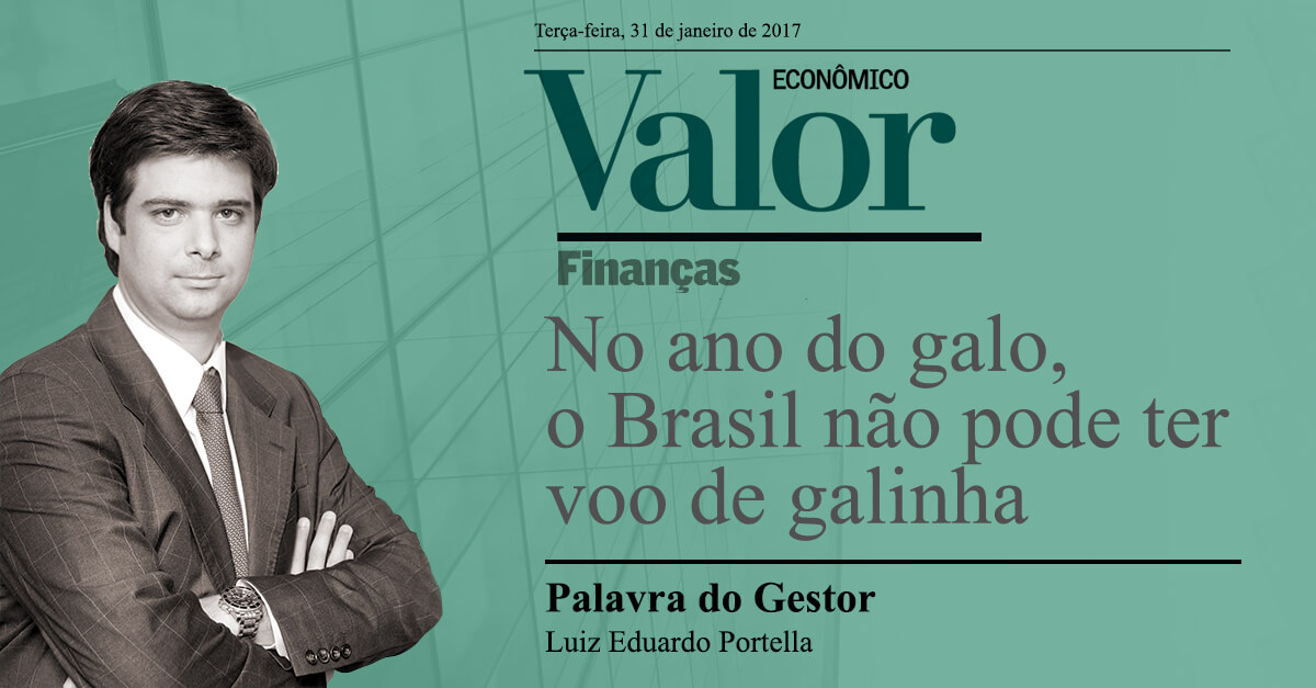 No ano do Galo, o Brasil não pode ter voo de Galinha
